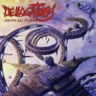 DEROGATORY Above all Else 12 LP (FDA)