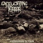 EXCRUCIATING TERROR - Expression of Pain . CD (BLAST AS FUK)