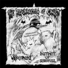 INSTINCT OF SURVIVAL / VOLKERMORD split 7 EP