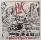 LIK Misanthropic Breed LP (METAL BLADE)