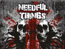 NEEDFUL THINGS Tentacles of Influence- 12 LP (PSYCHO 012)