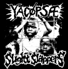 YACOPSAE / SLIGHT SLAPPERS split 7 EP  (DEAD HEROES)