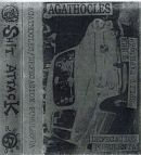 AGATHOCLES / DEFECACION PURULENTA split tape