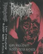 REGURGITATE Easy Swallowing Bloody Gore E-piece - TAPE (BOOTLEG)